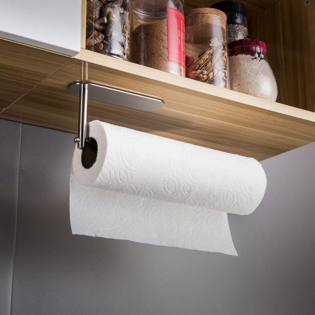 YIGII under Cabinet MountPaper Towel Holder