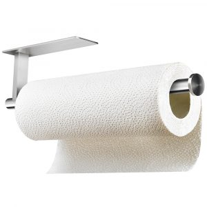 YIGII Paper Towel Holder Under Cabinet