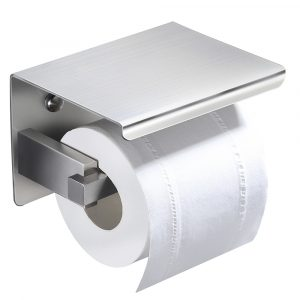 YIGII Toilet Paper Holder Without Drilling