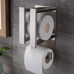 yigii toilet roll holder
