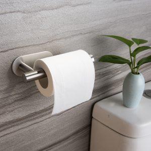 toilet paper holder adhesive