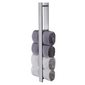 stainless steel towel storage rack