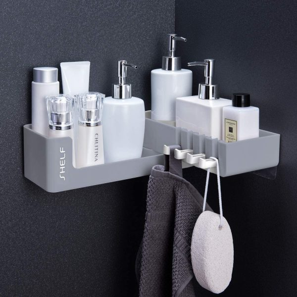 yigii shower corner shelf