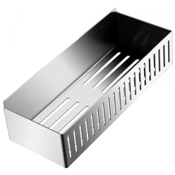 rust proof stainless steel shower caddy