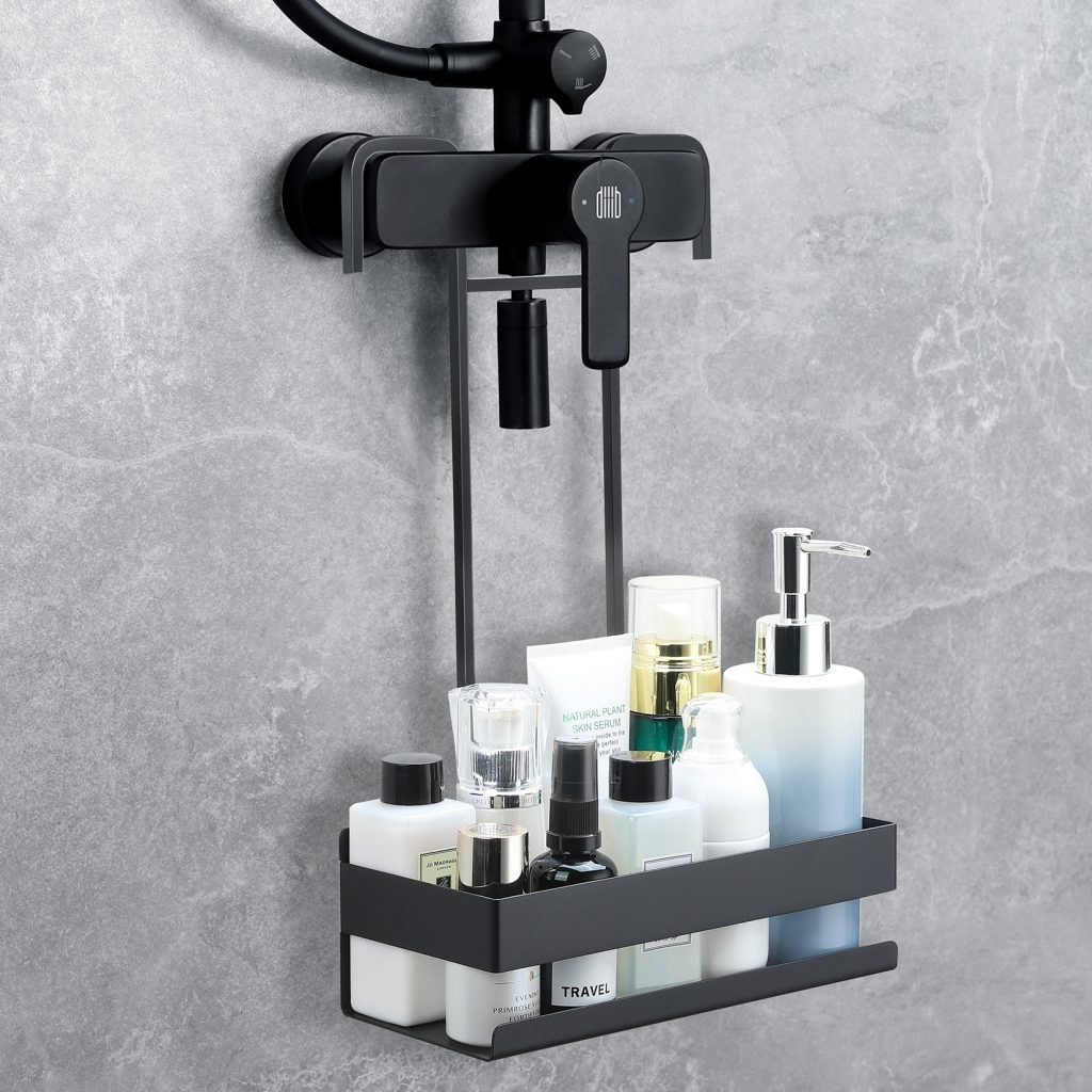 hanging shower caddy rust proof