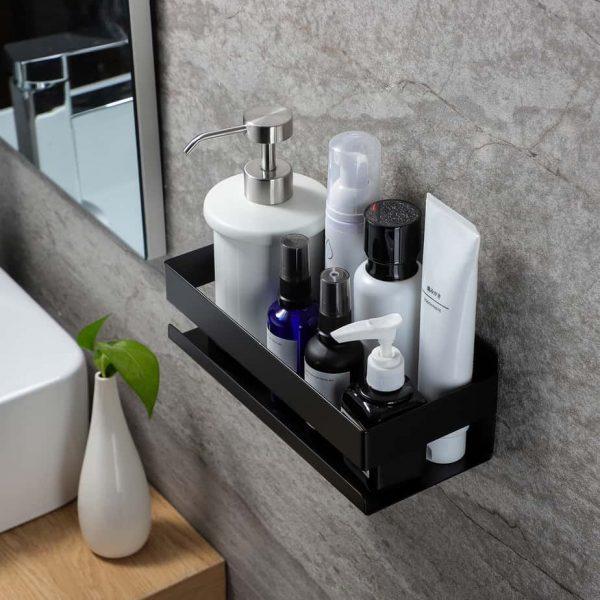 Hängende moderne Duschablage