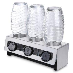 Bottle Rack For SodaStream Bottles